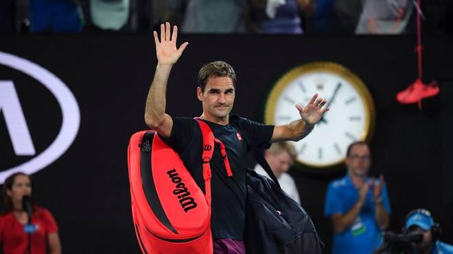 Roger Federer arbeitet aktuell an seinem Tennis-Comeback