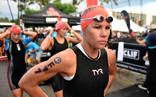 Mirinda Carfrae gewann drei Mail den Ironman auf Hawaii
