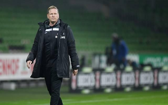 Kölns Trainer Marcus Gisdol lobt Erling Haaland in höchsten Tönen
