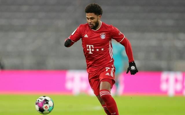 Serge Gnabry kehrt beim FC Bayern ins Training zurück