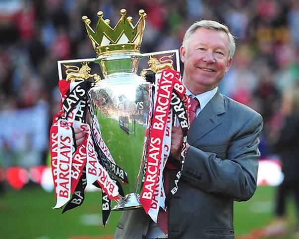 Trainerlegende Sir Alex Ferguson sammelte in seiner Karriere Titel wie andere Leute Briefmarken. Mit Manchester United feierte er 13 Meisterschaften, insgesamt kommt er auf 49 Titel