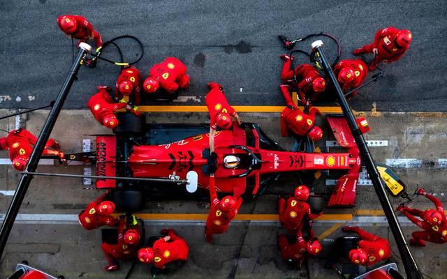 Auch für Sebastian Vettel und Ferrari kann die neue Formel-1-Saison bald beginnen