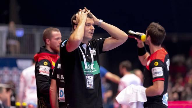 Christian Prokop ist nicht mehr Trainer der deutschen Nationalmannschaft