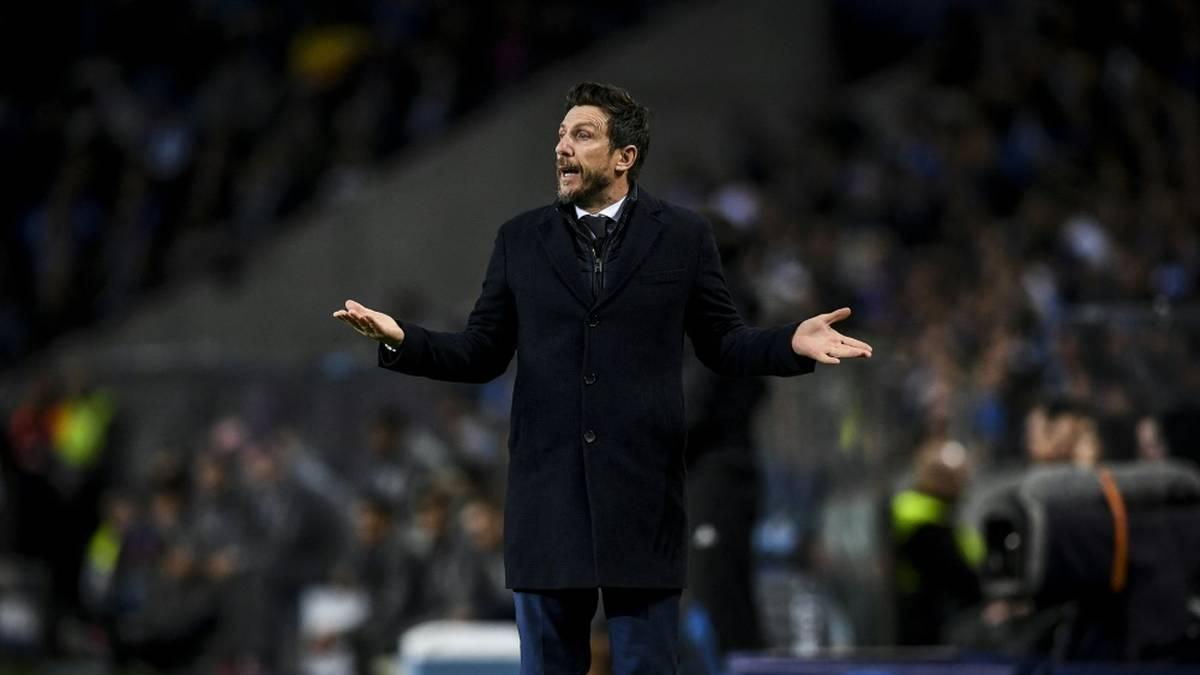Di Francesco neuer Trainer von Hellas Verona