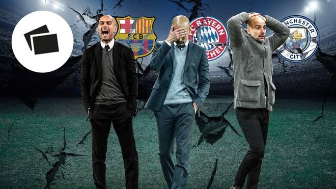 Der letzte Titel von Pep Guardiola in der Champions League liegt schon acht Jahre zurück