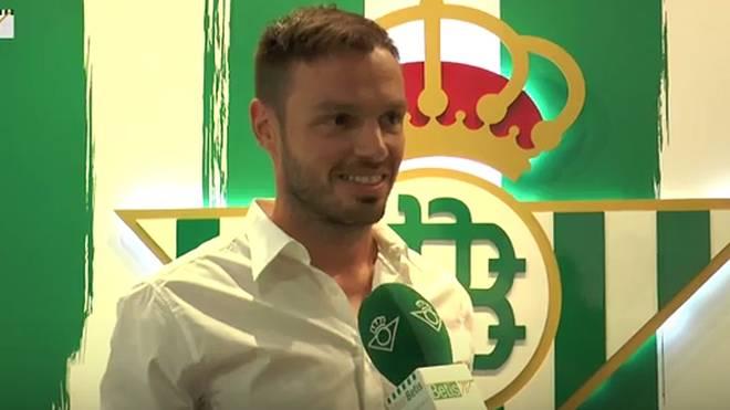"""Heiko Westermann im Interview mit """"Betis TV"""""""