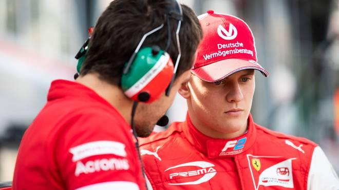 Mick Schumacher erlebte ein Rennen zum Vergessen