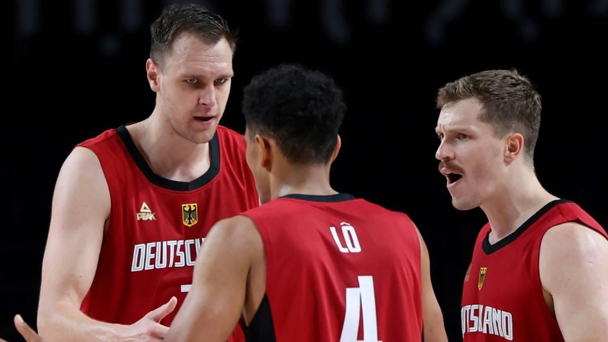 Basketballer treffen auf Slowenien