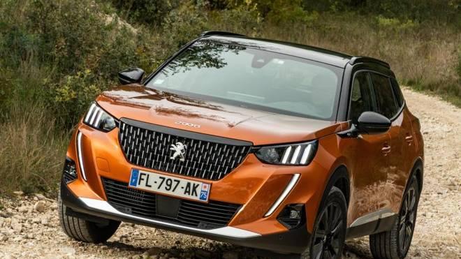 Erfolg auf steinigem Terrain: SUVs wie der Peugeot 2008 erfreuen sich auch weiterhin großer Beliebtheit