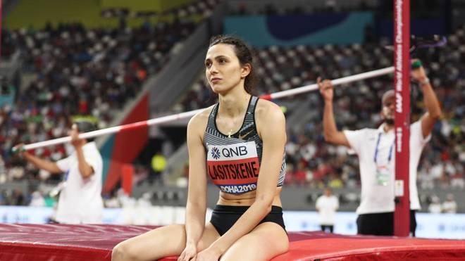 Marija Lassizkene übt harte Kritik am russischen Leichtathletik-Verband