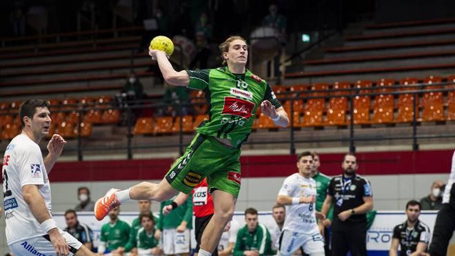 Juri Knorr gilt aktuell als größtes Handball-Talent Deutschlands