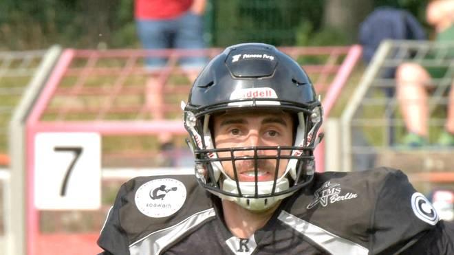 GFL: Woche 13 mit Braunschweig, Berlin Rebels, Cologne Crocodiles, Neuzugang Kurt Palandech ist für die Berlin Rebels als Quarterback aktiv