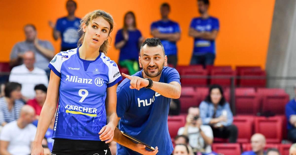 Volleyball-Bundesliga: Stuttgart - Suhl LIVE im TV und Stream
