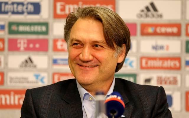 HSV-Boss Dietmar Beiersdorfer startet ein Bündnis mit dem FC St. Pauli