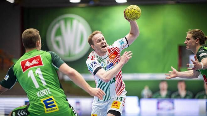 Der SC Magdeburg erobert Platz drei in der HBL