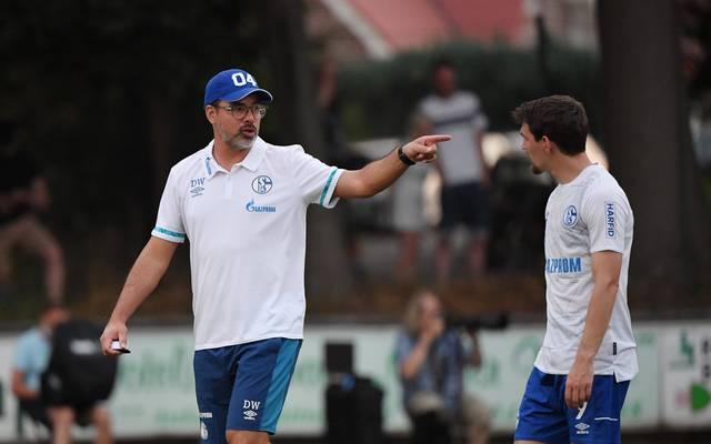David Wagner ist seit 2019 Cheftrainer beim FC Schalke 04