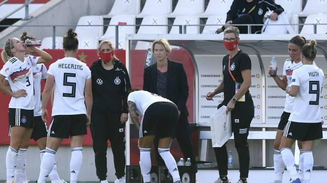 Die DFB-Frauen sind dabei: Die Qualifikation für die EM 2022 in England ist geschafft