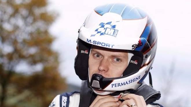 Ott Tänak hofft auf einen erfolgreichen Abschluss seiner Zeit bei M-Sport