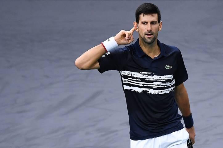 Novak Djokovic hat beim Masters in Paris sein insgesamt 77. Turnier auf der ATP-Tour gewonnen und ist mit einer US-Legende gleichgezogen. Die Spitze der ewigen Rangliste ist jedoch noch weit entfernt. SPORT1 zeigt die Top 12 der erfolgreichsten Tennis-Asse und die besten Deutschen der Open Era