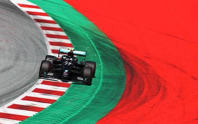 Valtteri Bottas hat das ersten Formel-1-Rennen dieser Saison gewonnen