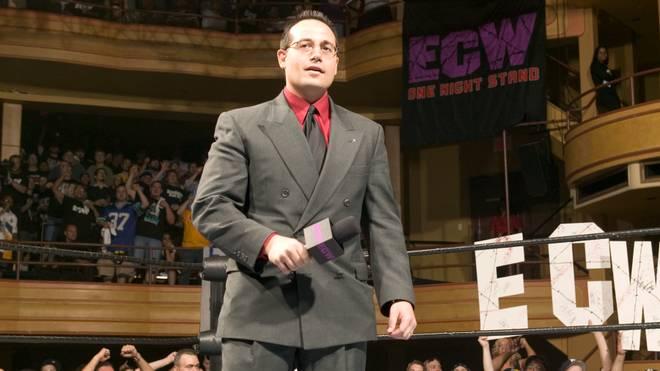 Joey Styles wurde als Kommentator von ECW zur Kultfigur