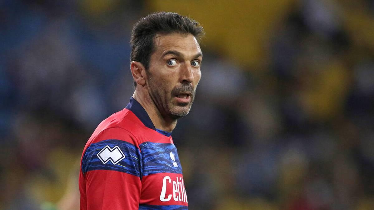 Buffon patzt bei Parma-Comeback