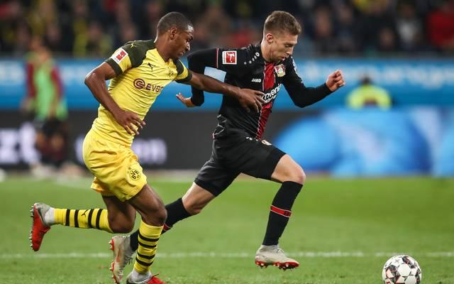 Bayer Leverkusen machte sich über Borussia Dortmund lustig
