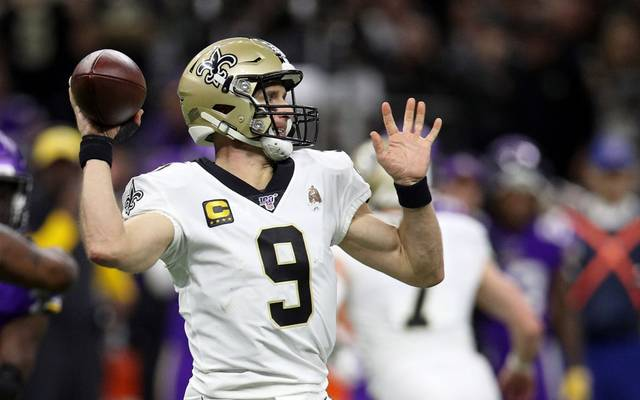 Drew Brees spendet fünf Millionen Dollar