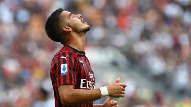 André Silva wechselt vom AC Mailand zu Eintracht Frankfurt