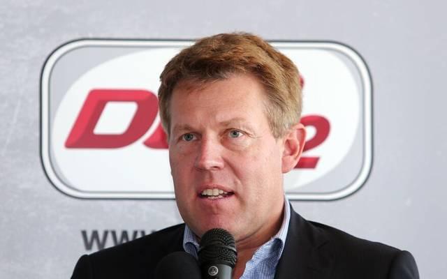 Gernot Tripcke, Geschäftsführer der Deutsche Eishockey Liga, ist wenig angetan von den Auswirkungen auf den Sport nach der neuerlichen politischen Corona-Maßnahmen