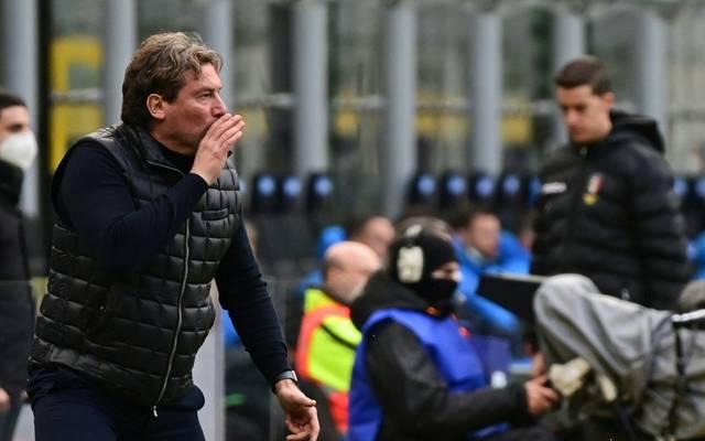 Wurde nach drei Jahren entlassen: Giovanni Stroppa