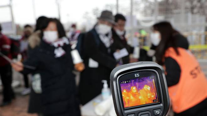 Der Saisonstart in der südkoreanischen K-League wurde aufgrund des Coronavirus ausgesetzt