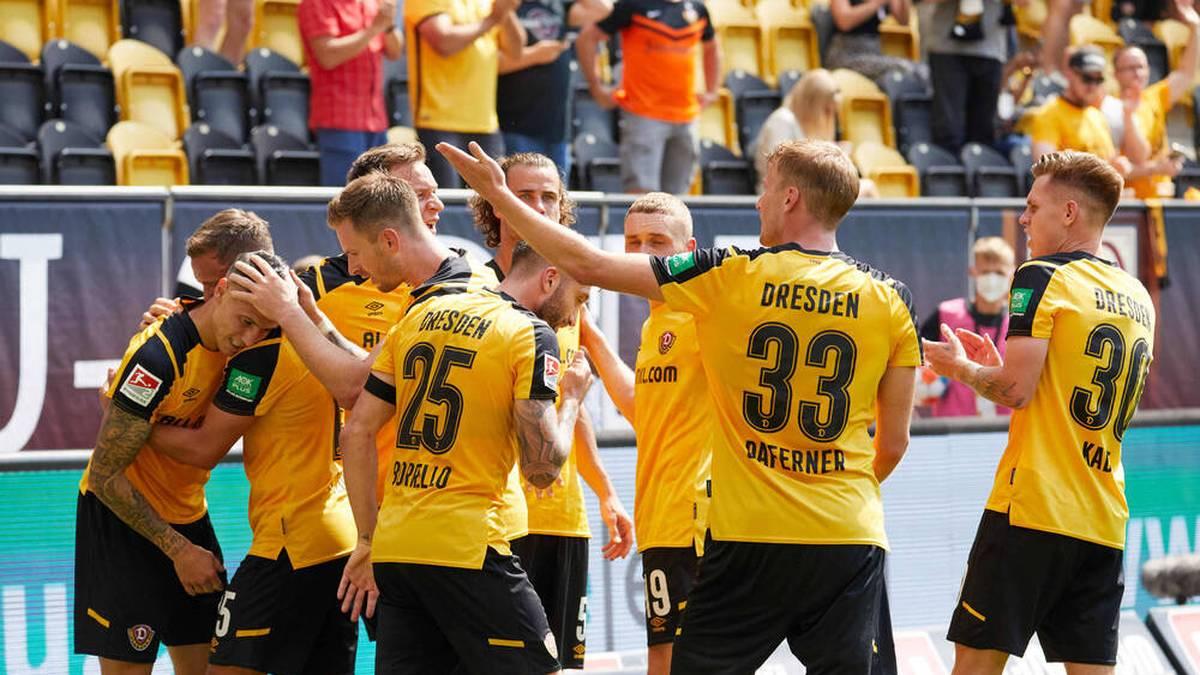 Dynamo Dresden startet eindrucksvoll in die neue Saison der 2. Bundesliga