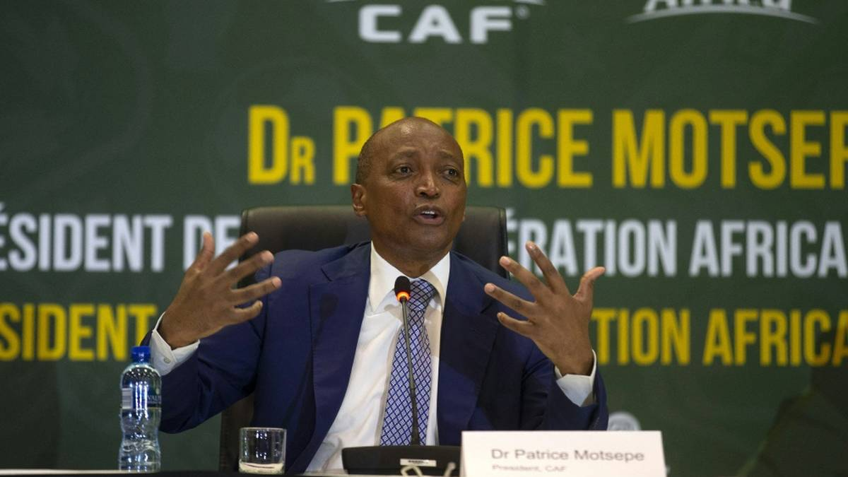 CAF und Präsident Motsepe für kürzeren WM-Rhythmus