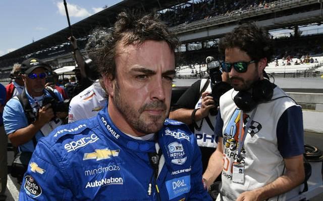 Moment der Gewissheit: Fernando Alonso ist nicht für das Indy 500 2019 qualifiziert