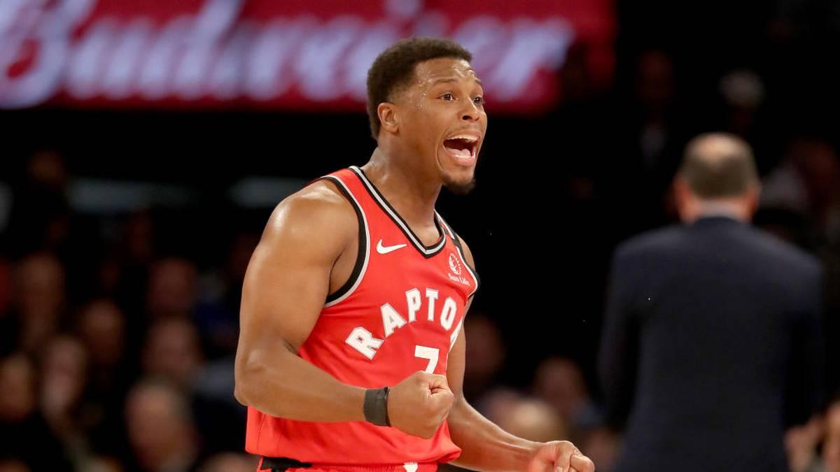 Raptors setzen Siegeszug fort - Lakers ohne Mühe