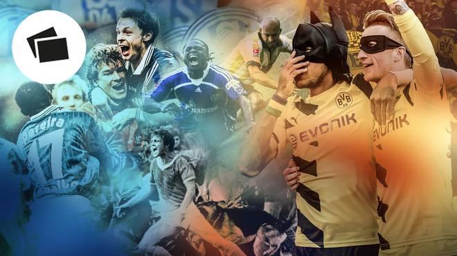 Das Derby zwischen Schalke und dem BVB hat meist viel zu bieten