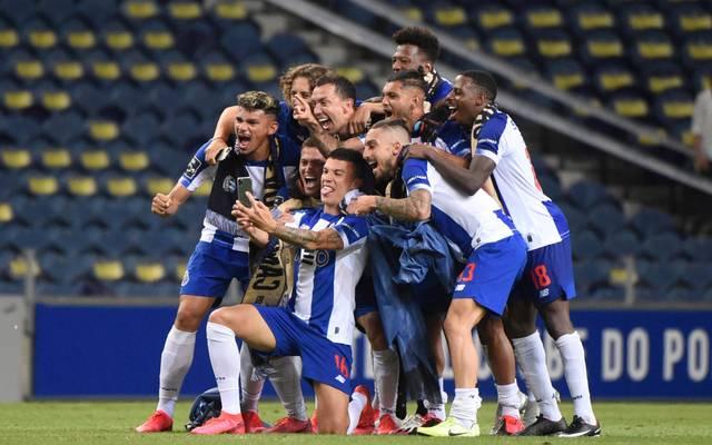 Der FC Porto feiert mal wieder eine Meisterschaft