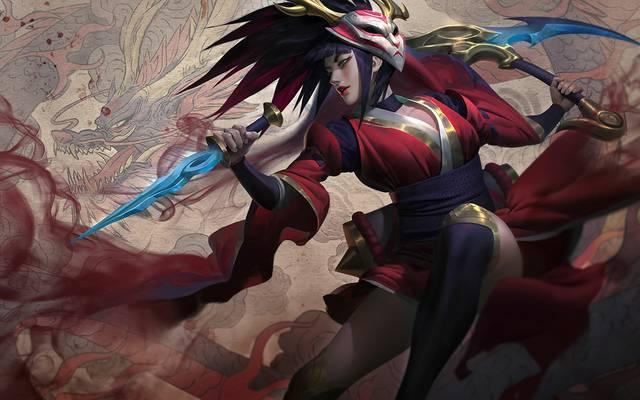 Akali-Spieler dürfen sich freuen: Die Assassine wird gebufft