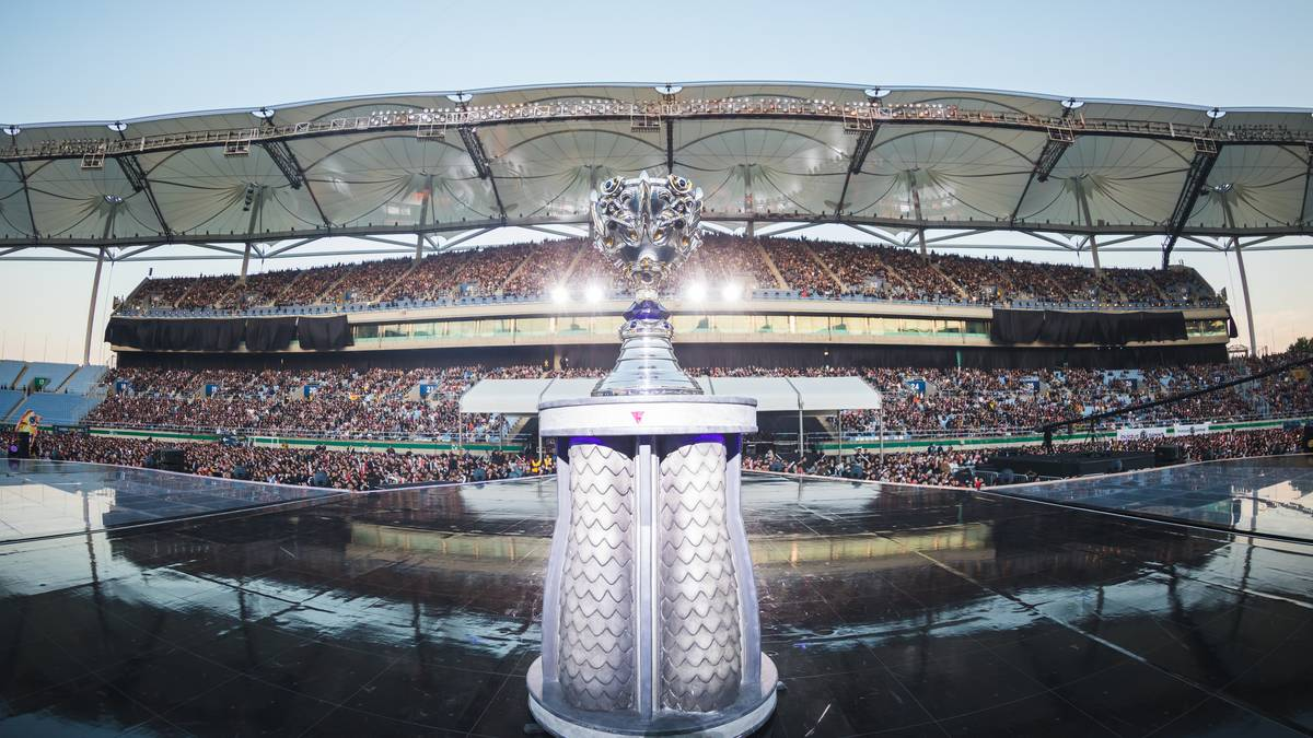 Incheon Munhak Stadium - Incheon - 50.000 Sitzplätze