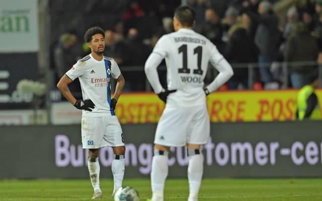 Jeremy Dudziak erzielte in dieser Saison zwei Tore für den HSV