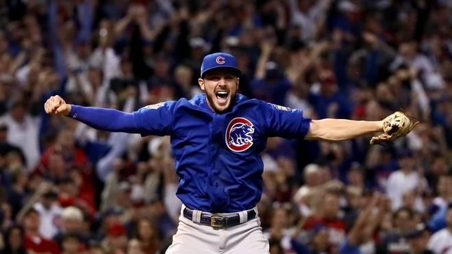 Kris Bryant und die Chicago Cubs sind nach ihrem historischen World-Series-Triumph nun der Titelverteidiger