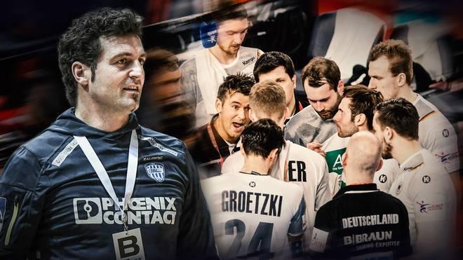 Florian Kehrmann analysiert die deutsche Taktik bei der Handball-EM