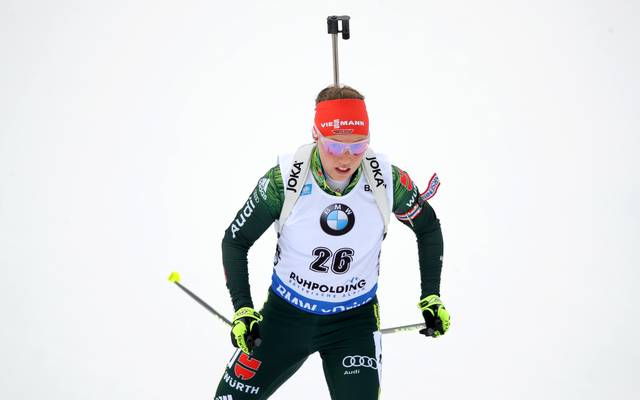 IBU World Cup Biathlon Ruhpolding - Women's Mass Start