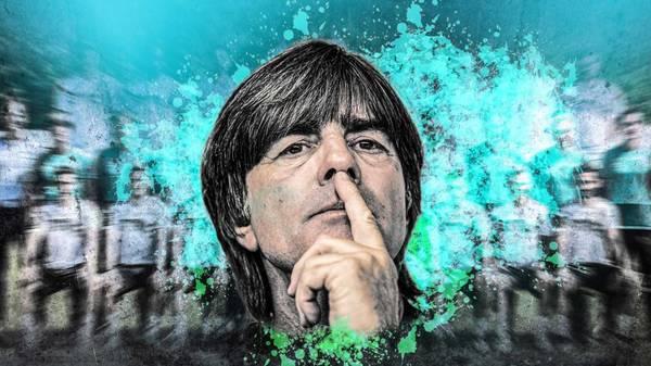 Bundestrainer Joachim Löw hat seinen EM-Kader benannt