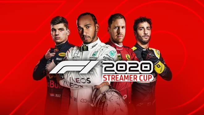 Der Formel 1 Streamer Cup mit MoAuba, STYLO und vielen mehr