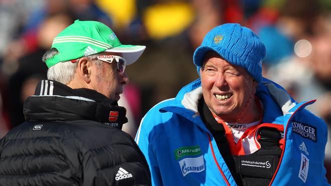 BiathlonLegende gesteht: Ich war 3 Minuten tot