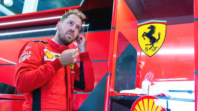 Sebastian Vettel verpasste das Ziel, mit Ferrari Weltmeister zu werden