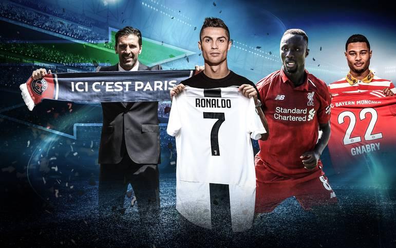 Nach dem Ronaldo-Deal dürfte der Transfermarkt kräftig ins Rollen kommen. Während einige Klubs schon fleißig waren, hielten sich andere Vereine noch zurück. SPORT1 zeigt den Stand bei den Top-Vereinen