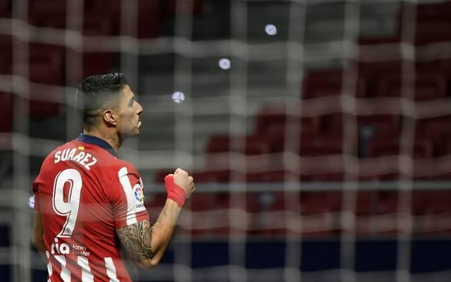 Luis Suárez verwandelte einen selbst herausgeholten Elfmeter zum Sieg
